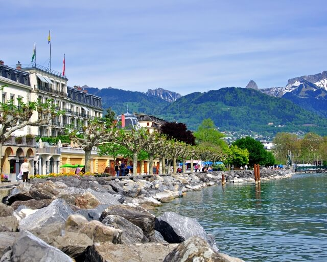 Rent apartment in Vevey